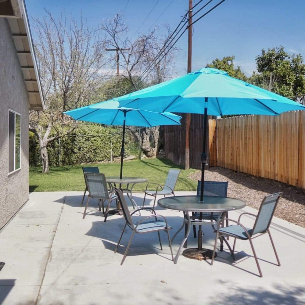 Blossom Valley Oasis | Assisted Living Home | 975 Asbury Ave, Pomona, CA 91767 | Back Yard Business View 2