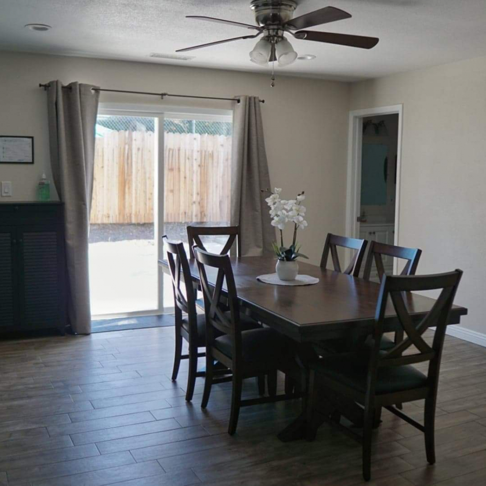 Blossom Valley Oasis | Assisted Living Home | 975 Asbury Ave, Pomona, CA 91767 | Dining Room View 3