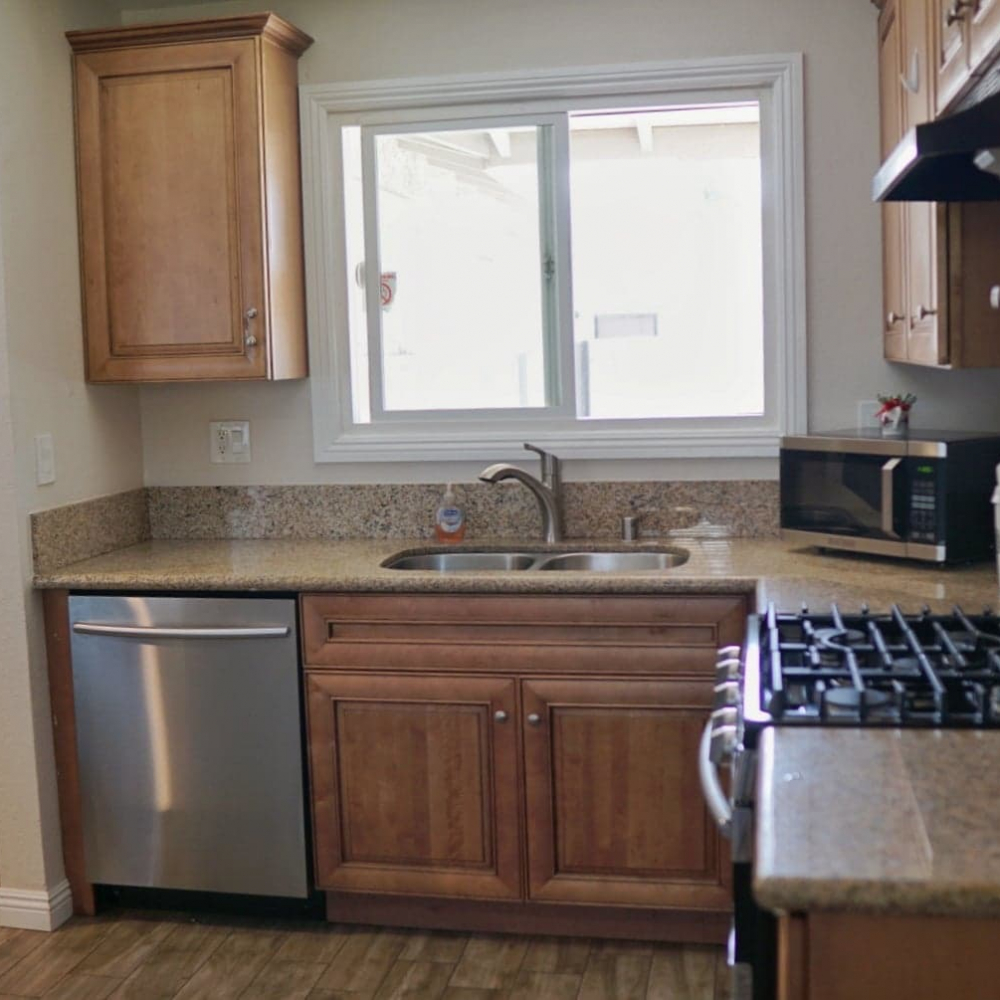 Blossom Valley Oasis | Assisted Living Home | 975 Asbury Ave, Pomona, CA 91767 | Business Kitchen View